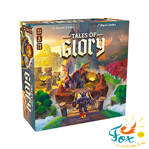 Jeux Tales of Glory